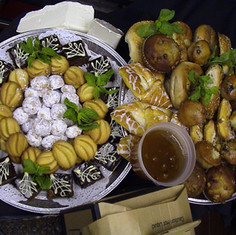 Assorted Baked Goods