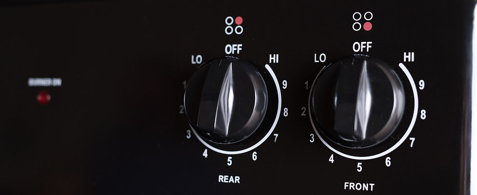 Auto-Out Knob (Per cooktop set)