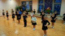 Мозаика | танцы в Хабаровске Младшая группа