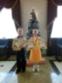 Люгай Руслан - Пешкова Кристина, Хабаровск Мозаика, Бальные танцы