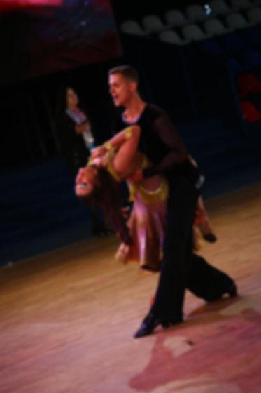 Сидоров Егор - Богомолова Валерия, Хабаровск Мозаика, Бальные танцы