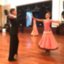 Ким Роман - Токмакова Кристина, Хабаровск Мозаика, Бальные танцы