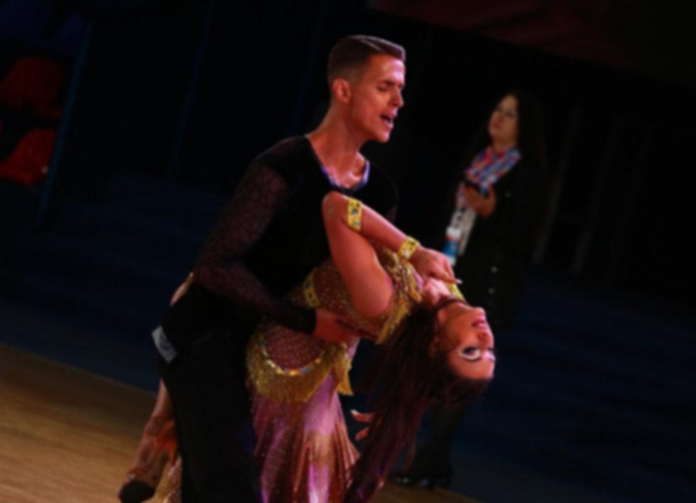 Мозаика | танцы в Хабаровске Сидоров Тумаева