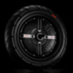SWAG electric motorcycle bosch hub motor