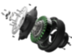 SWAG motor 3d