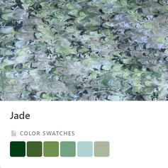 Jade Color Palette