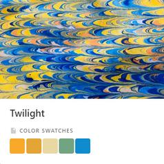 Twilight Color Palette