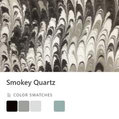 Smokey Quartz Color Palette