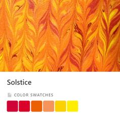 Solstice Color Palette