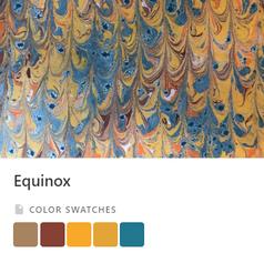 Equinox Color Palette