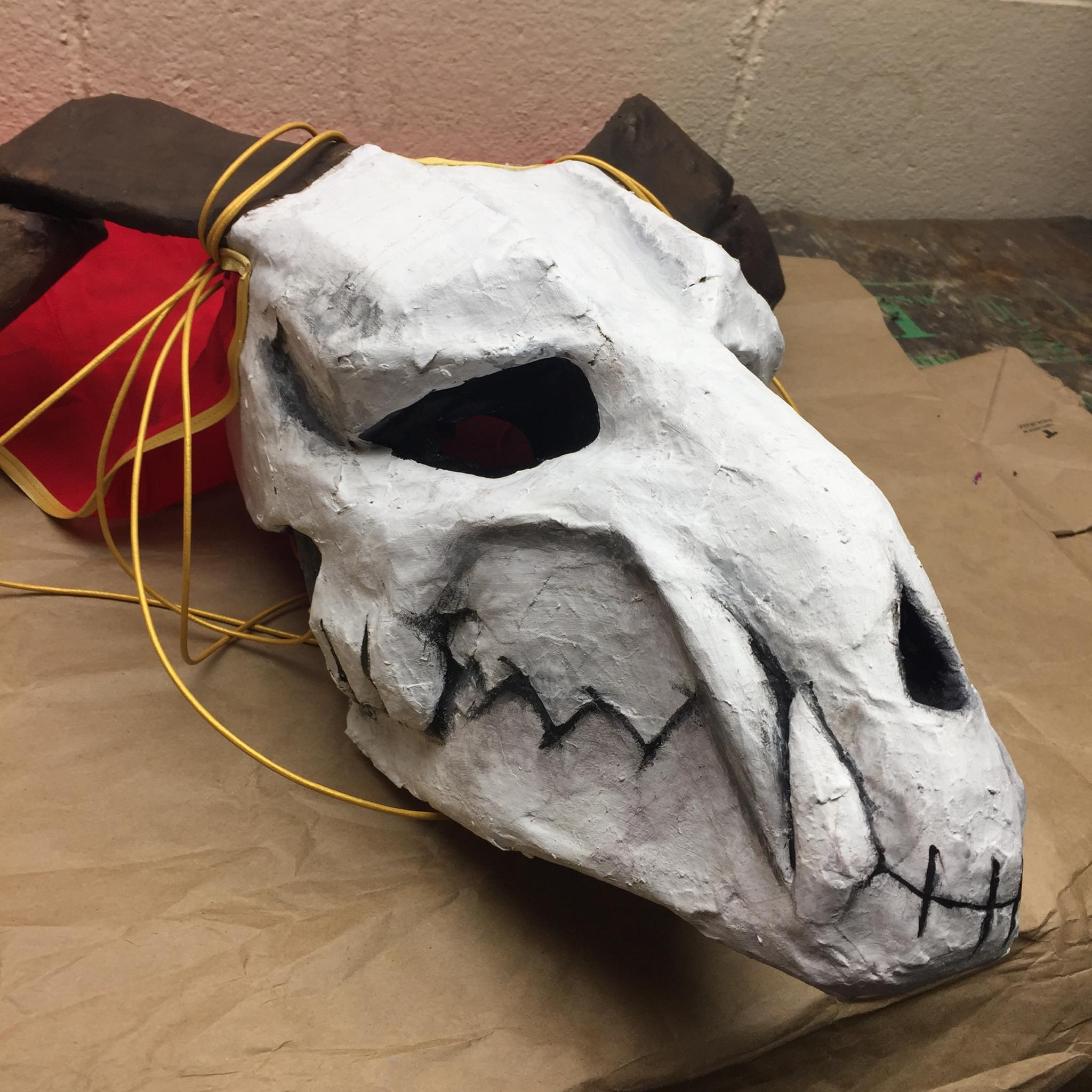 Elias Ainsworth Mask