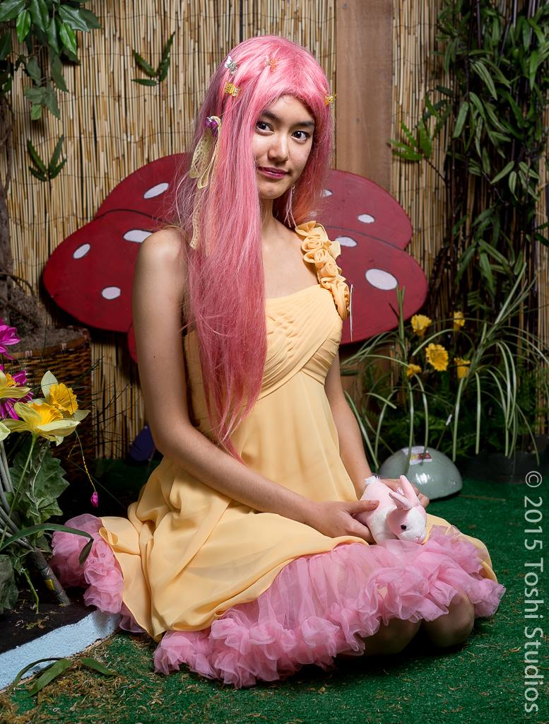 Fluttershy Cosplay