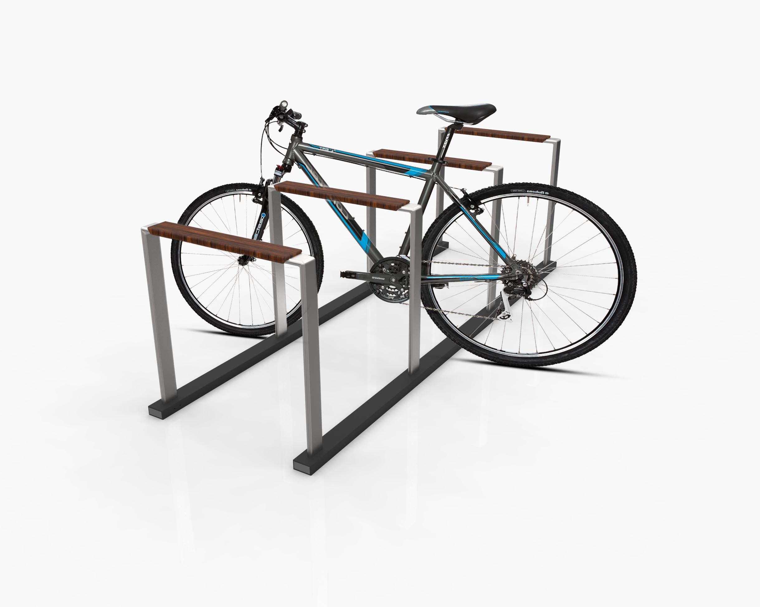 Cityplus Toast Bicycle Rack U 型單車泊架