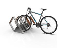 Cityplus Hexagon Bicycle Rack 單車泊架