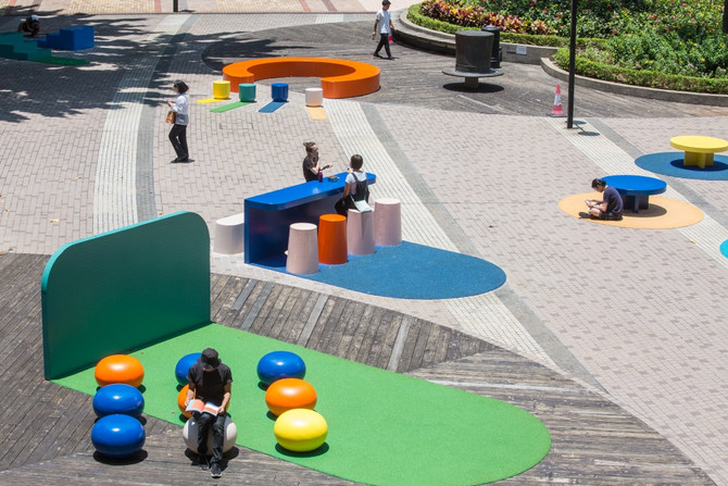 麼地道公園戶外家具 - 樂坐其中 Mody Road Garden