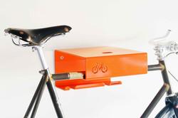 Cyclehoop - Home Bike Shelf