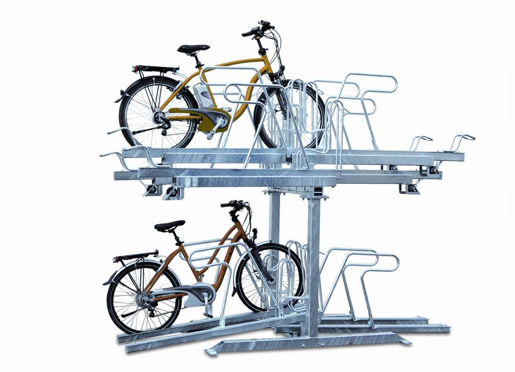 Two Tier Bike Rack 雙層單車泊架