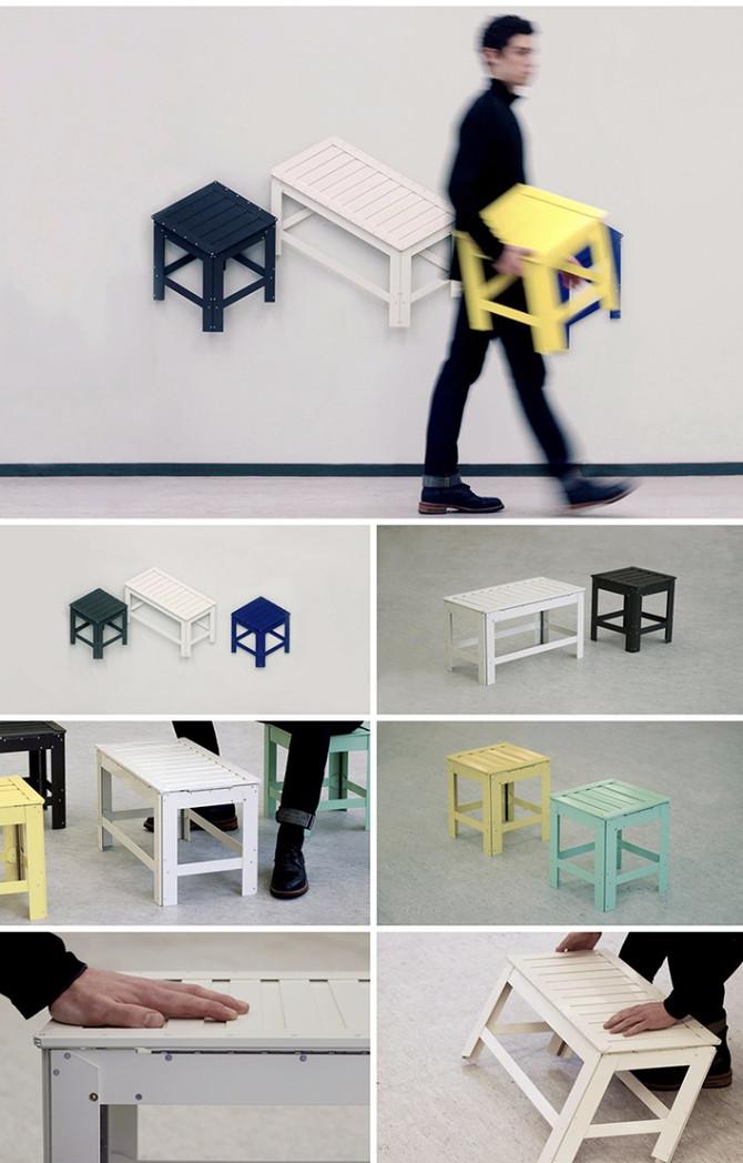紙噤薄既一張摺凳 - 挑戰人類對影像傳統的概念