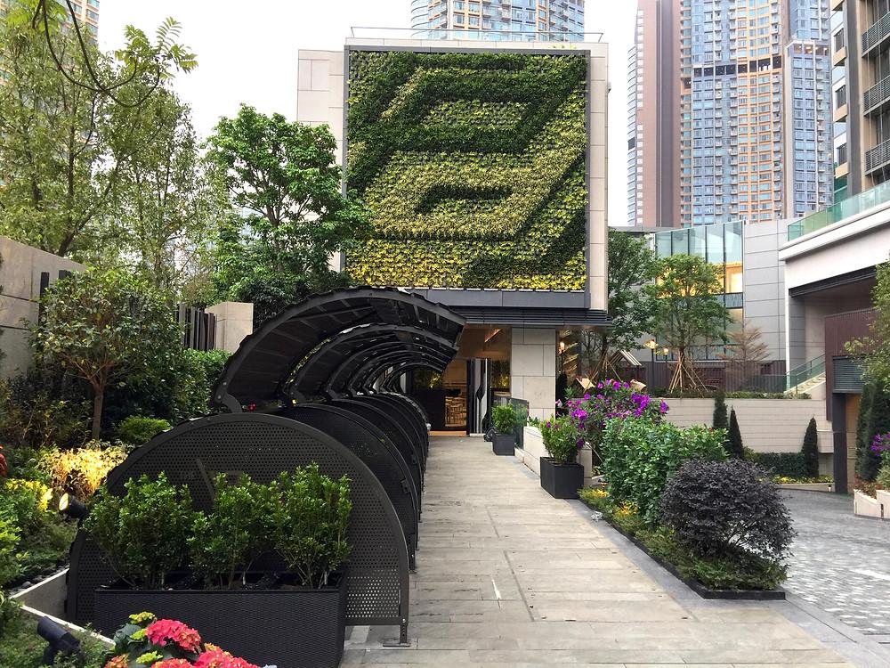香港單車泊架 - 樓盤住宅物業會所 Bike Parking Rack Hong Kong Residential Property