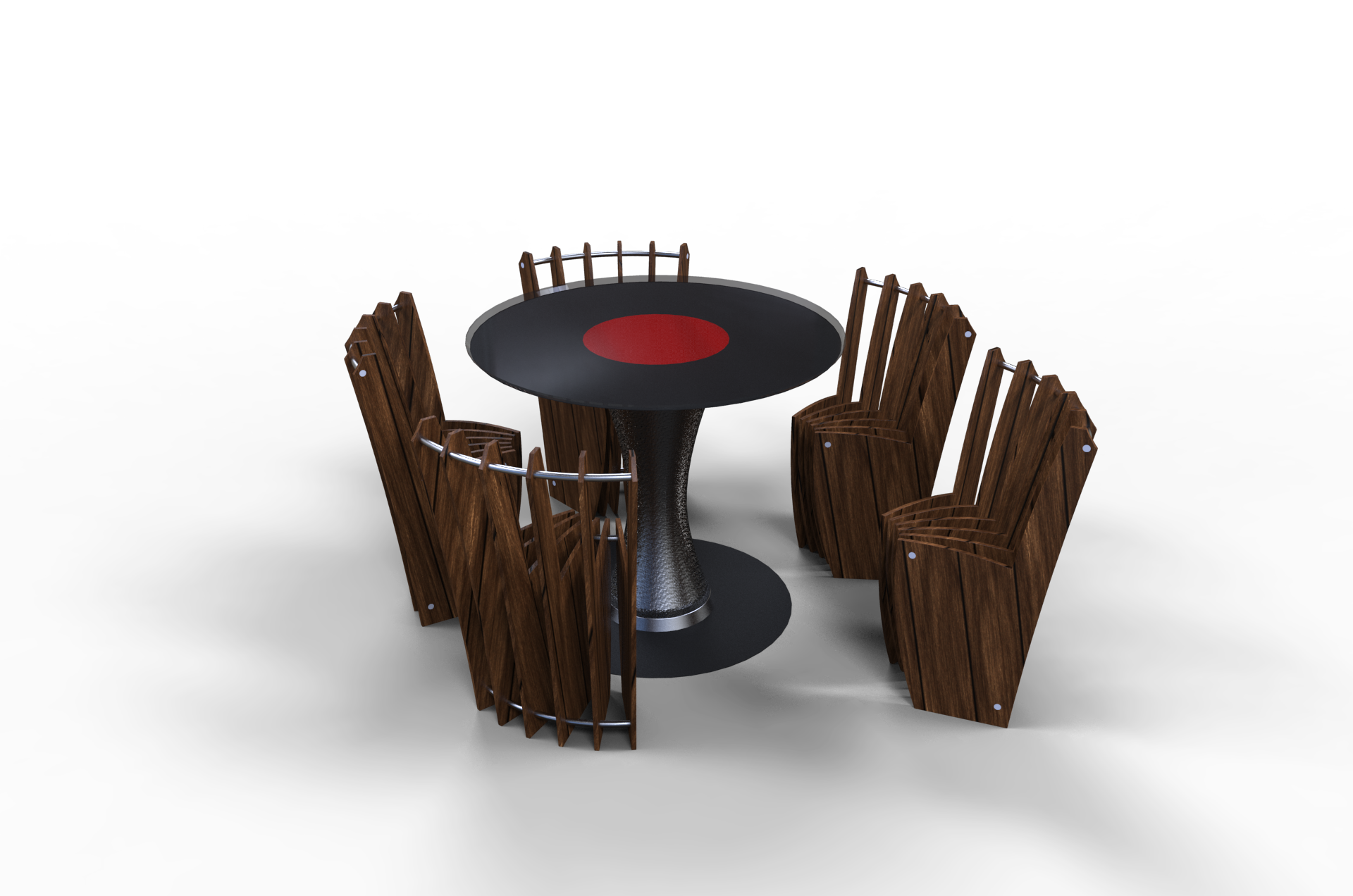 Cityplus Available Table & Chair Set