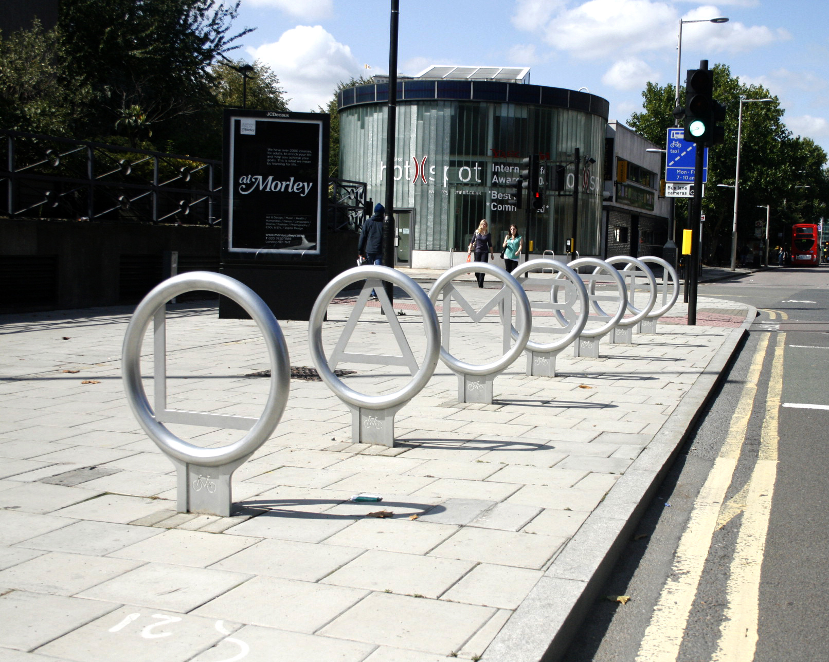 Customised Cycle Racks