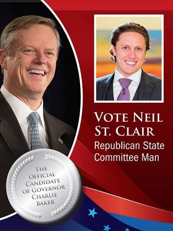 Endorsed by Governor Charlie Baker