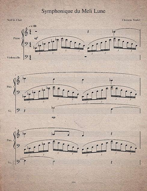 Symphonique du Meli Lune