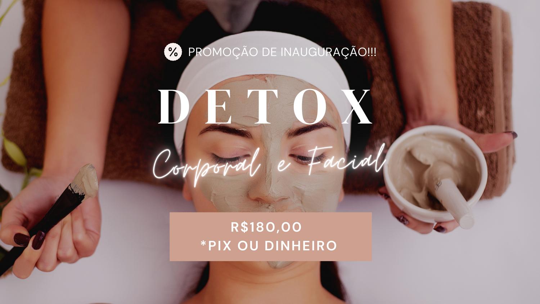 Detox Corporal e Facial