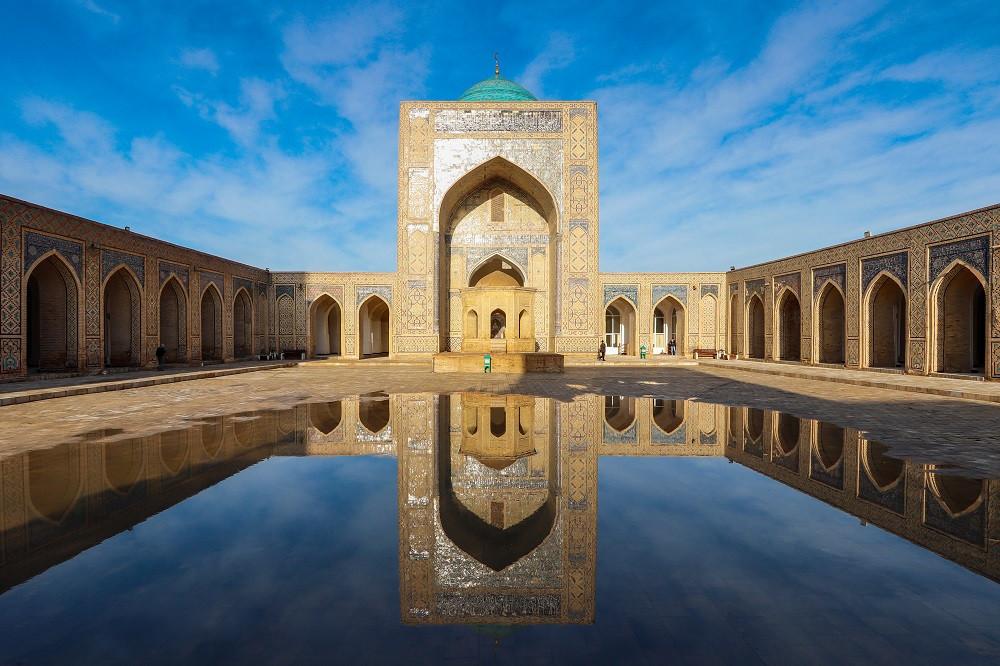 Kalon Moschee, Buchara