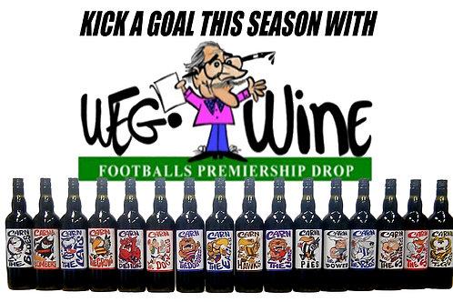 WEG wine footy Port