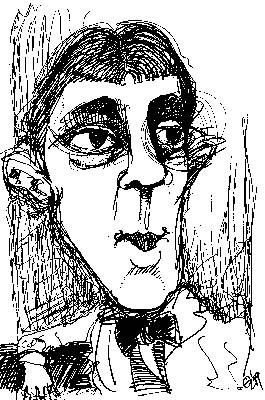 Picasa - Aubrey Beardsley by OZ 1999