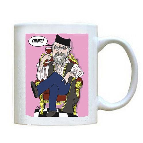 Customised Cartoon Mug