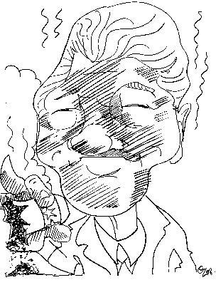 Picasa - Bill Clinton by OZ, 2000