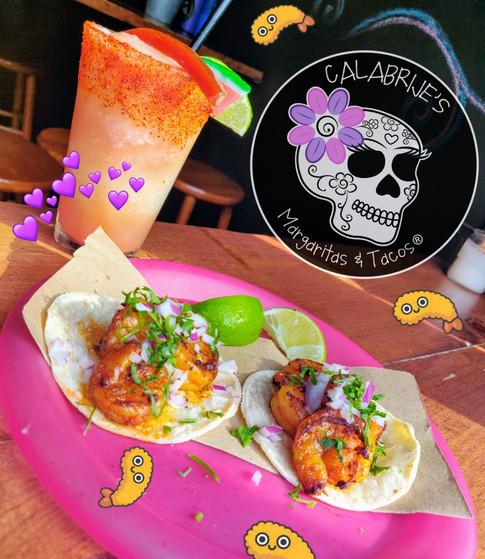 shirmp tacos
