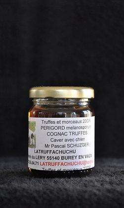 cognac truffe périgord (Tuber Melanosporum)