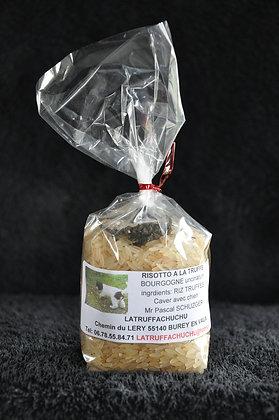 riz long truffe bourgogne (Tuber Uncinatum)