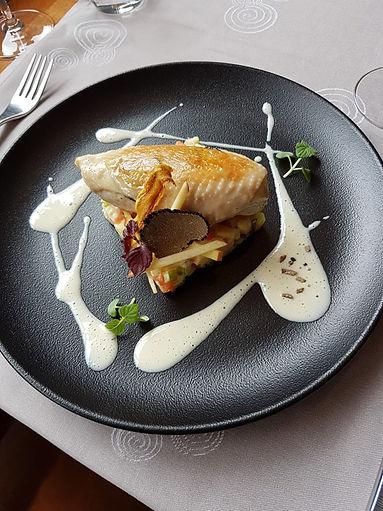 Supreme-de-poulet-sur-risotto-de-legumes