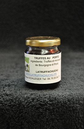 porto truffe de bourgogne (tuber uncinatum)