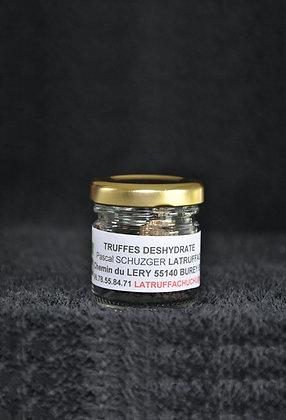 truffes bourgogne déshydratées (Tuber Uncinatum)
