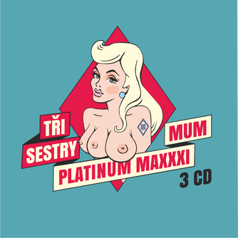 Skupina Tři sestry si k výročí nadělila trojalbum největších hitů Platinum Maxxximum i s bonus