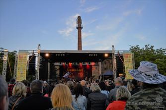 Slavnosti piva pod komínem otevřely festivalovou sezonu