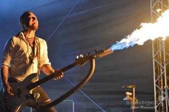 Festival Rock In Kroměříž přilákal tisíce rockerů
