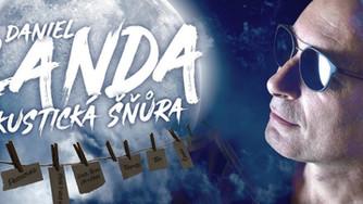 REPORT: Písničkám Daniela Landy akustická forma sluší