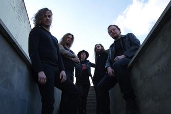 Představujeme slovenskou metalovou kapelu Marturos. Aktuálně s novým klipem The Path.