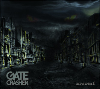"""RECENZE: Kapela GATE Crasher na novém albu """"mrazení """" upřednostnila kvalitu nad kvantitou"""