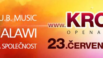 Hudební hvězdy se již těší na Kromfest!