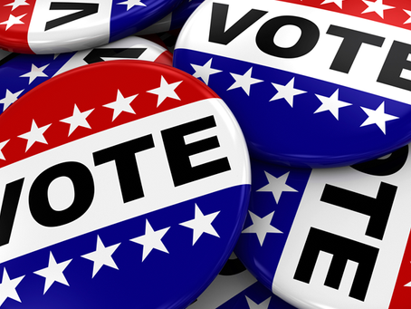 Ballot Recommendations for June 5, 2018 Statewide Primary Election