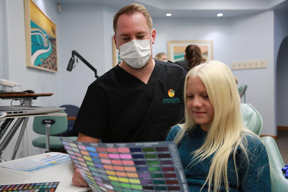 Clear Aligners in Ventura - Anacapa Orthodontics