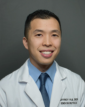 Portrait of Root canal dentist South San Francisco Dr Jeffrey Yui