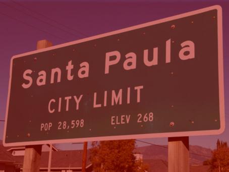 Santa Paula's Finances on a Precarious Path